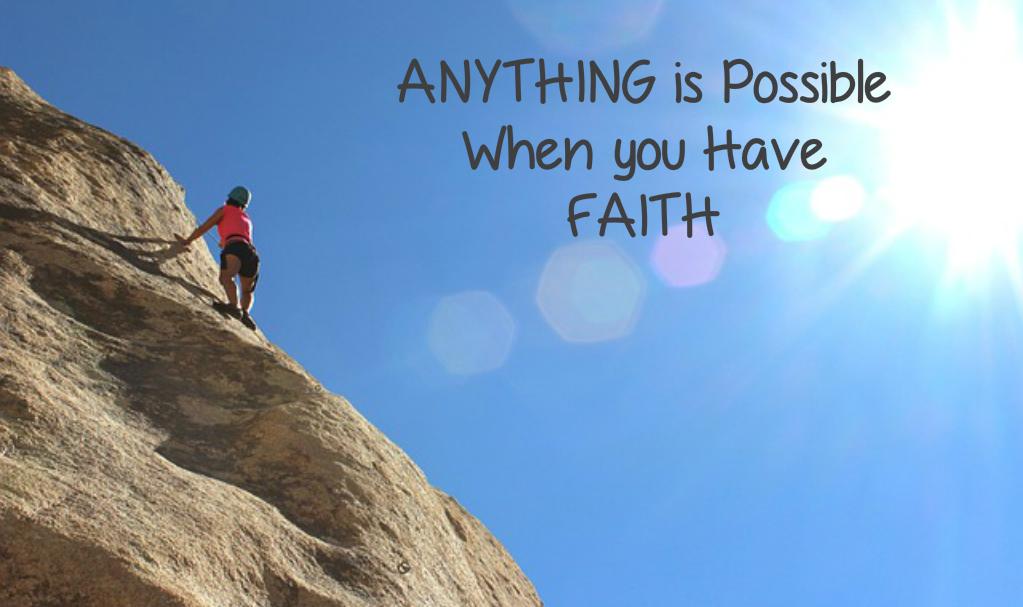 faith, possibility